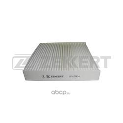 Фильтр салон. Fiat Sedici 06- Subaru BRZ 11- Suzuki Swift III IV 04- SX4 06- (Zekkert) IF3004