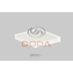 салонный фильтр (DODA) 1110050034