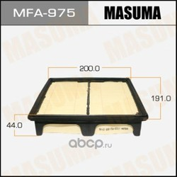 Фильтр воздушный (Masuma) MFA975