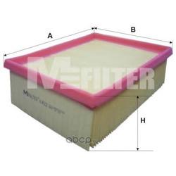 Фильтр воздушный (M-Filter) K422
