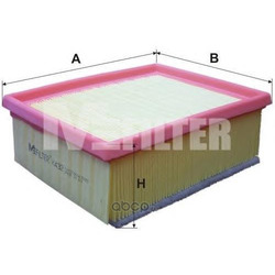 Фильтр воздушный (M-Filter) K432