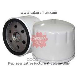 Фильтр масляный (Sakura) C25180