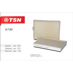 Фильтр салона (TSN) 9780