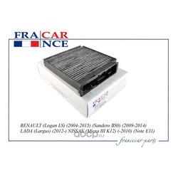 Фильтр салонный угольный (Francecar) FCR210131