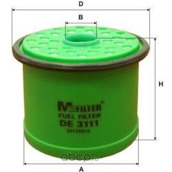 Фильтр топливный (M-Filter) DE3111