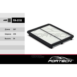 Фильтр воздушный (Fortech) FA018