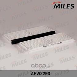 Фильтр салона MAZDA 3 09- (упак.2шт.) (Miles) AFW2293
