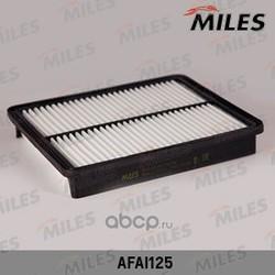 Фильтр воздушный KIA SORENTO/HYUNDAI SANTA FE 2.4 09- (Miles) AFAI125