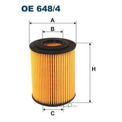 Фильтр масляный Filtron (Filtron) OE6484