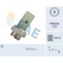 Датчик давления масла (FAE) 12380