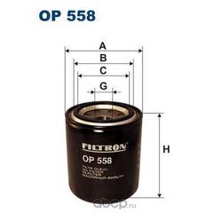 Фильтр масляный Filtron (Filtron) OP558