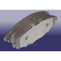 Комплект тормозных колодок, дисковый тормоз (CHERY) S113501080
