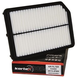 Фильтр воздушный KIA CERATO 06- (KORTEX) KA0069