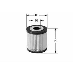 Масляный фильтр (Clean filters) ML496A