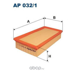 Фильтр воздушный Filtron (Filtron) AP0321