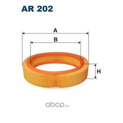 Фильтр воздушный Filtron (Filtron) AR202