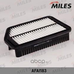Фильтр воздушный HYUNDAI ELANTRA 11- (Miles) AFAI183
