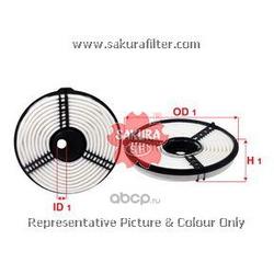 Фильтр воздушный (Sakura) A1511