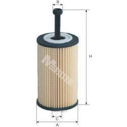 Фильтр масляный (M-Filter) TE614