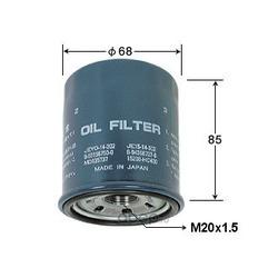 Масляный фильтр (VIC) C415