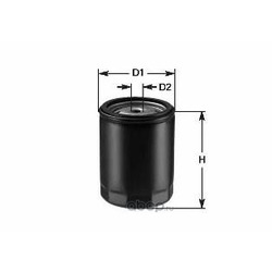 Масляный фильтр (Clean filters) DO942