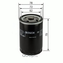 Масляный фильтр (Bosch) 0451103370