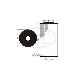 Масляный фильтр (SCT) SH4038P