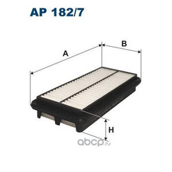 Фильтр воздушный Filtron (Filtron) AP1827