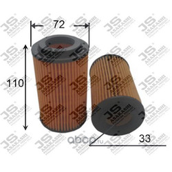 Фильтр масляный элемент (JS Asakashi) OE9304