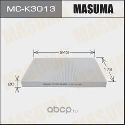 Фильтр салонный (Masuma) MCK3013