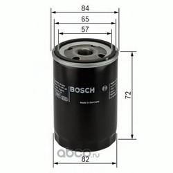 Масляный фильтр (Bosch) 0986452035