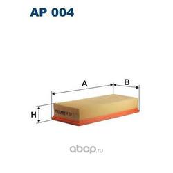 Воздушный фильтр (Filtron) AP004