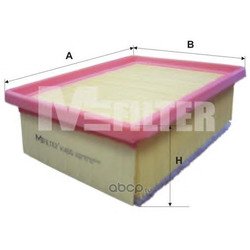 Фильтр воздушный (M-Filter) K465