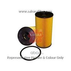 Фильтр масляный элемент (Sakura) EO18210