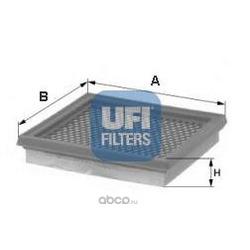 Воздушный фильтр (UFI) 3002600