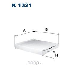 Фильтр (Filtron) K1321