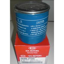 Фильтр масляный (Hyundai-KIA) 263002Y500