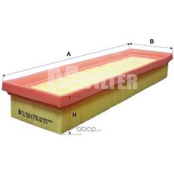 Воздушный фильтр (M-Filter) K790