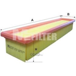 Фильтр воздушный (M-Filter) K737