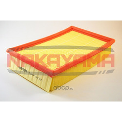 Фильтр воздушный FORD FOCUS II/C-MAX / VOLVO C30/S40 II/V50 1,8D-2,0D (NAKAYAMA) FA285NY