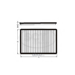 Салонный фильтр (SCT) SA1153