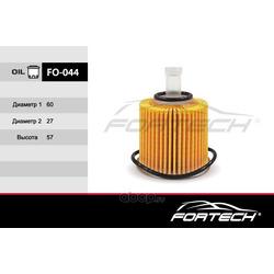 Фильтр масляный (Fortech) FO044