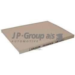 Фильтр вентиляции салона / OPEL Omega-B (JP Group) 1228100500