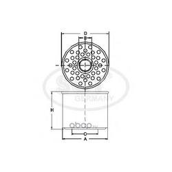 Топливный фильтр (SCT) SC7014P