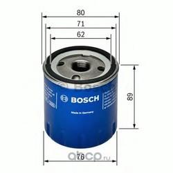 Масляный фильтр (Bosch) 0451103261