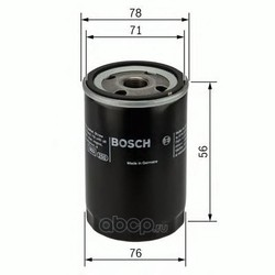 Масляный фильтр (Bosch) 0451103235