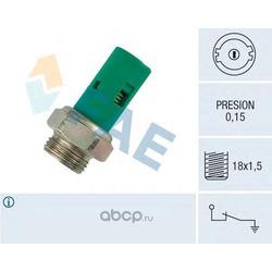Датчик давления масла (FAE) 12520