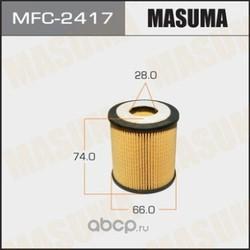 Фильтр масляный (Masuma) MFC2417