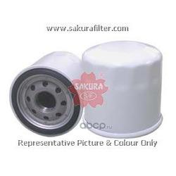 Фильтр масляный (Sakura) C2514