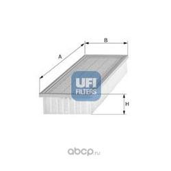 Воздушный фильтр (UFI) 3010100